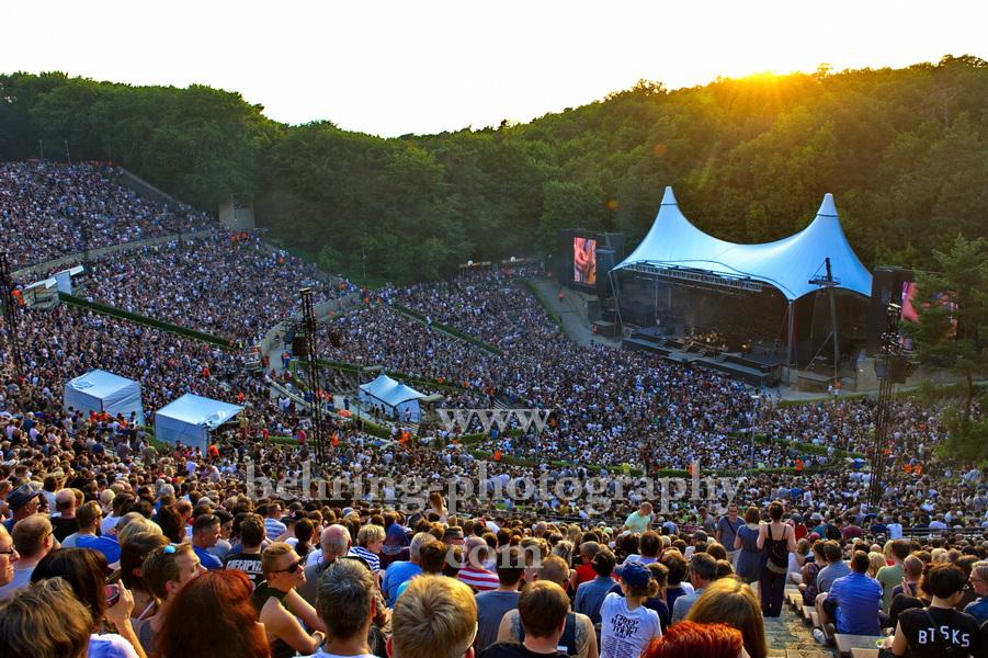 Back To Live - Konzerte in der Waldbuehne, Berlin,