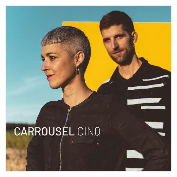 Carrousel - Cinq, Albumcover