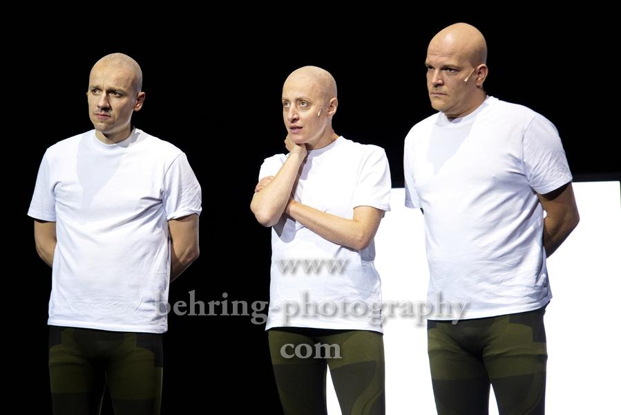 """""""FRANKENSTEIN"""", Fotoprobe, Deutsches Theater, Berlin, Premiere am 25.09.2021"""