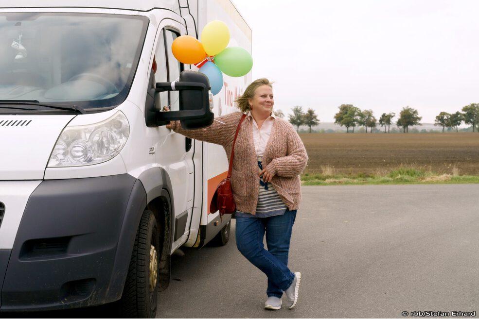"""Drehschluss für """"Tina mobil"""" (AT) – die neue Miniserie vom rbb"""